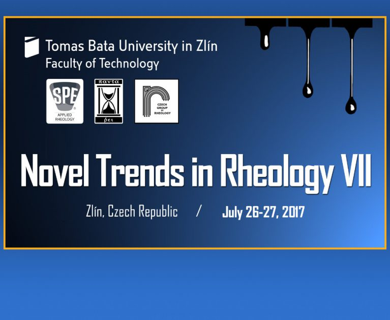 CJTEK PARTNER OF NOVEL TRENDS IN RHEOLOGY VII